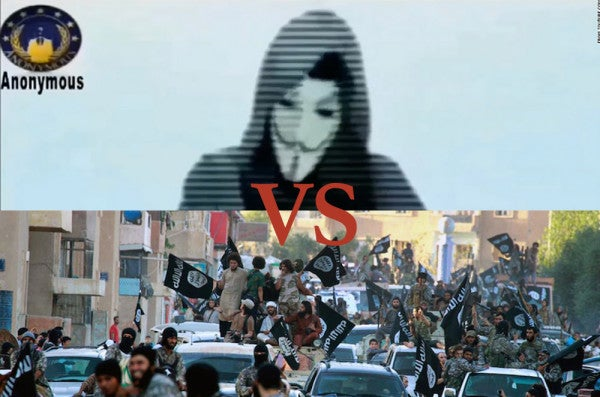 ISIS Twitter Terrorists Get Beat Down By Anonymous Keyboard Warriors