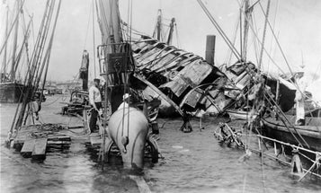 117 Years Later, The Sinking Of The USS Maine Remains A Mystery