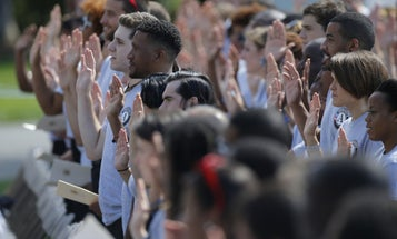 Why Every American Should Pledge One Year Of Public Service