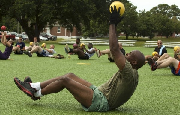 Military Fitness Standards Need To Be Revamped