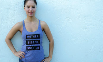 Job Envy: This Army Vet Launched Her Own Clothing Company For Servicewomen And Veterans