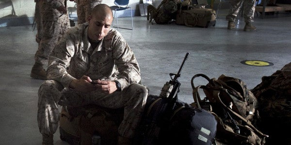 Long Wait Times Greet Veterans Calling The Crisis Hotline