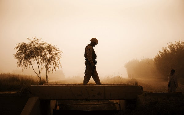 An Infantry Officer Reflects On What It's Like To Kill