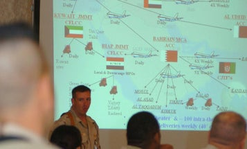 5 Ways Not To Bore Your Troops To Death With PowerPoint