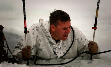 Here's What I Learned Braving The Cold In The Marine Corps