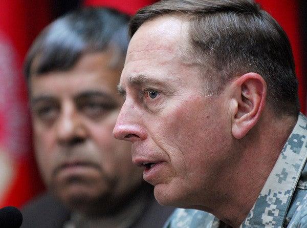 David Petraeus To Plead Guilty To Mismanagement Of Classified Intel