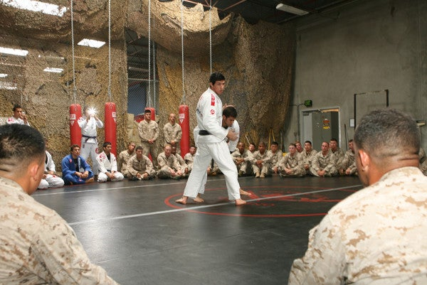 Iraq War Veteran And Triple Amputee Is Now A Martial Artist