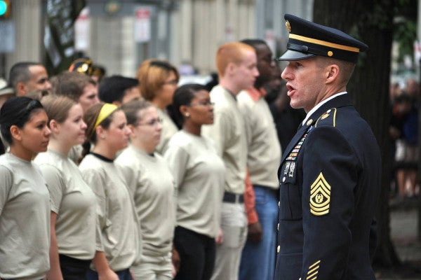 Tattoo Policy Shows A Disconnect Between Army Brass And Enlisted Soldiers