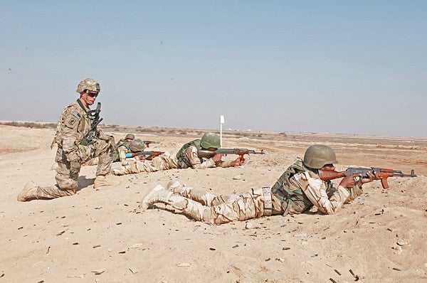 Photos Of The Ground War Against ISIS