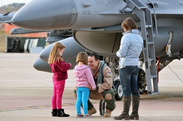 New Air Force Program Allows Airmen To Take A 3-Year Break For School, Family