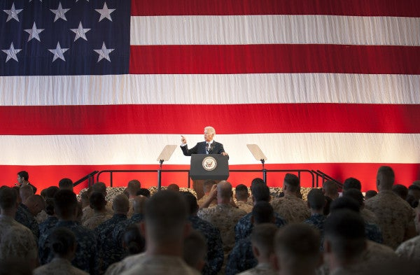 A Presidential Election Without Veterans Has Become The Status Quo