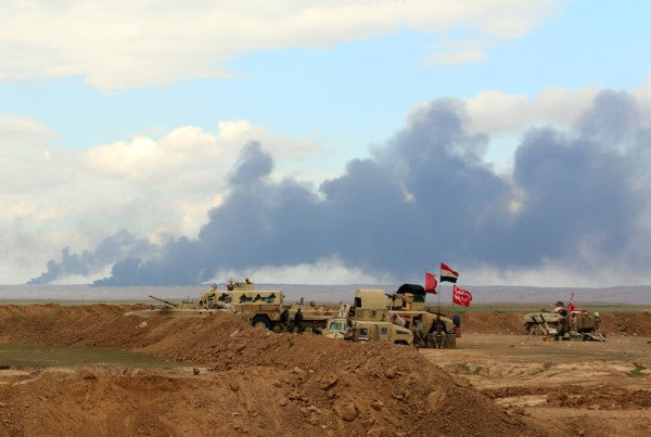 The Outcome Of The Ongoing Battle For Tikrit Could Be A Gamechanger In Iraq