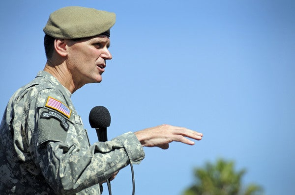 SOCOM Leader Appeals Directly To His Troops To Seek Counseling