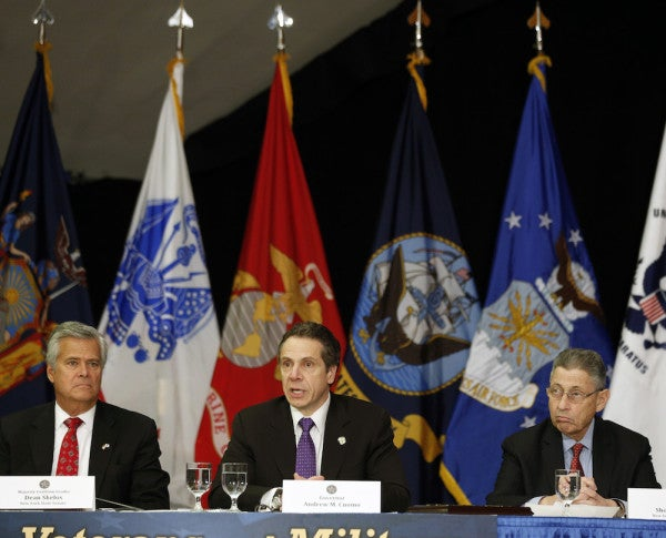 Why Time Is Running Out For A Revised Veterans Equality Bill In New York