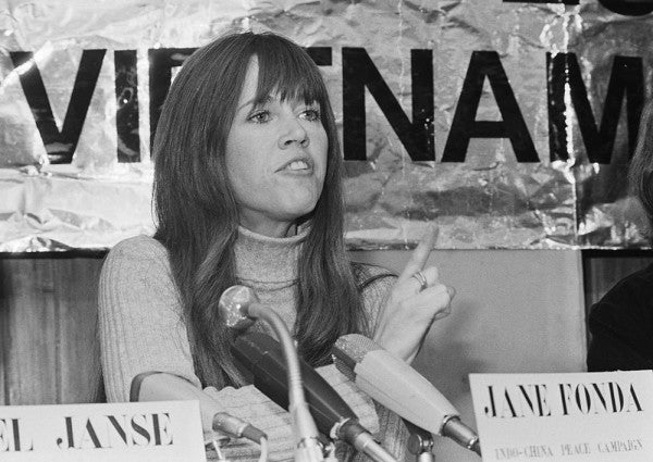 Why Decades Later, Many Veterans Still Hate Jane Fonda