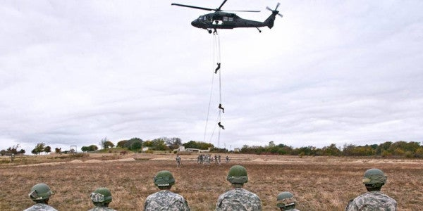 The Army's Training Regimen Is What Makes It Such A Unique Institution