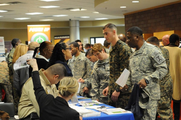 5 Things Veterans Need To Know About The Job Market