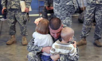 Military Children And The Effects Of 14 Years Of War