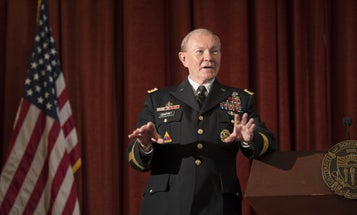 Dempsey: Academia Can Lead The Way In Fixing The Military Transition