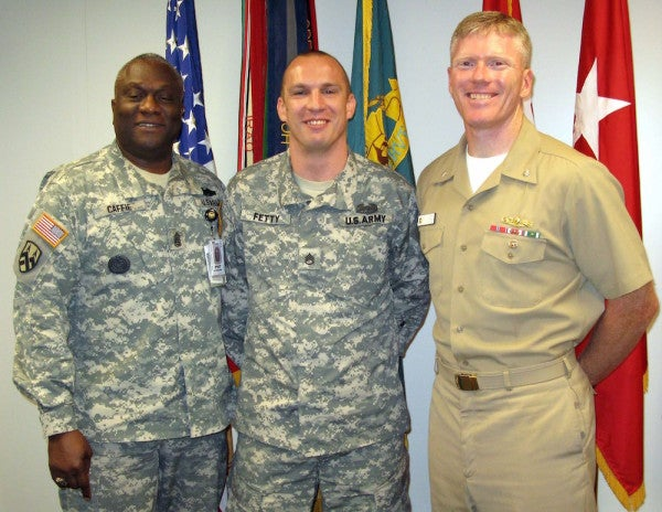 UNSUNG HEROES: This Army Reservist Saved A Crowd From A Suicide Bomber