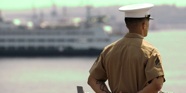 Marine Corps' Tattoo Policy Under Review By The Commandant