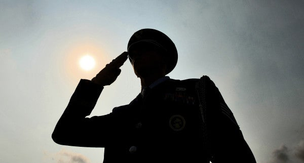 Reflecting On 20 Years Of Service In The Military