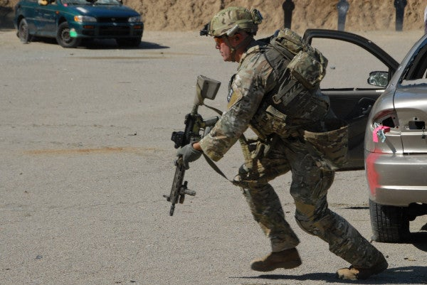 Here's How To Turn The M4 Into The Ultimate Infantry Rifle