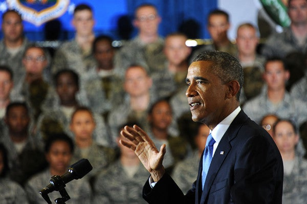 White House Supports Changes To Military Pay And Health Care