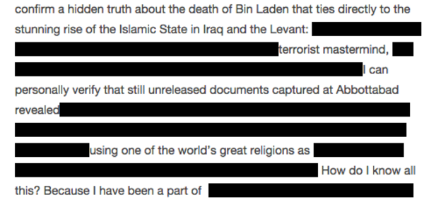 A Trove Of Secrets Unearthed, From Robert E. Lee's Use Of Drones To The Truth Behind Bin Laden's Death
