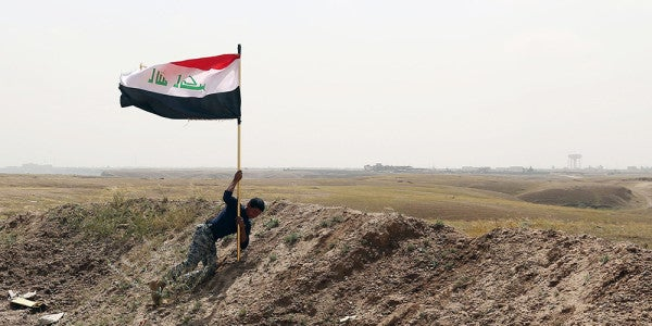 New Photos Illustrate ISIS' Defeat In Tikrit