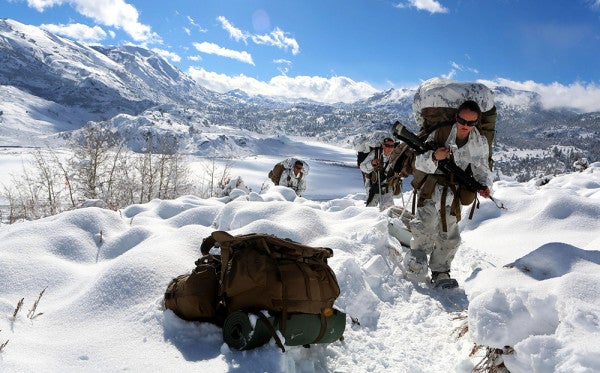 Disabled Veterans Overcome Hardship Through Winter Sports Clinic