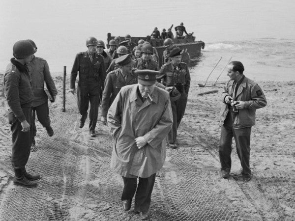 Winston Churchill Gave One Of The Most Poignant Quotes Ever About Warfare
