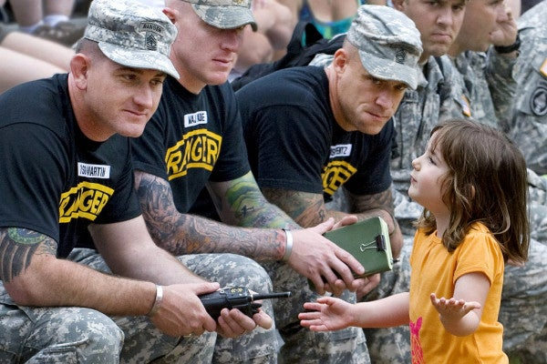 The 5 Rules For Balancing Your Military Career And Family Life