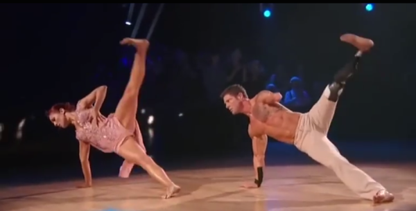 Meet The Iraq War Vet Winning Hearts On Dancing With The Stars
