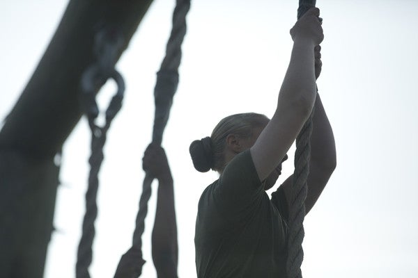 Marine Corps' Infantry Officer Integration Research Ends Without A Female Graduate