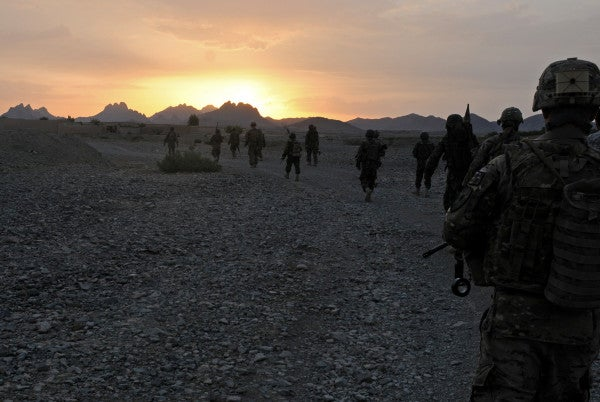The Longest Period Of No Combat Fatalities Since 9/11 Has Ended With An Insider Attack