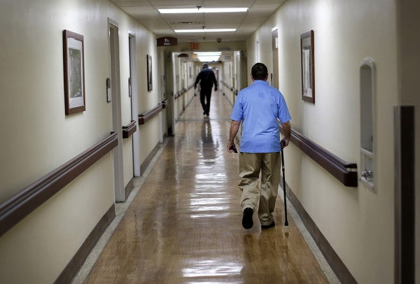 A Year After The VA Scandal, Wait Times For Vets Have Not Improved