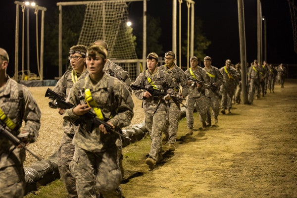 An Inside Look At How Women Might Fare In Ranger School