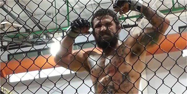 Marine Infantry Veteran Finds Meaning As A Professional MMA Fighter