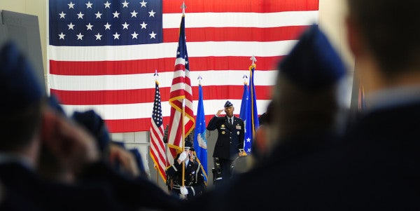 The Air Force's Double Standard On Free Speech