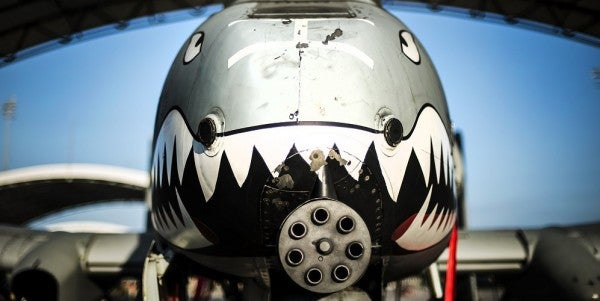 The A-10 Survives To 'Brrrrrrt' Another Day