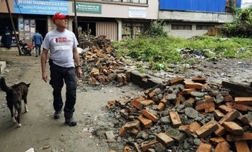 How Team Rubicon's Veterans Are Providing Disaster Relief In Nepal
