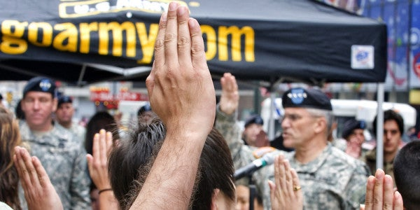 3 Ways The Military Can Improve Recruitment And Retention Rates