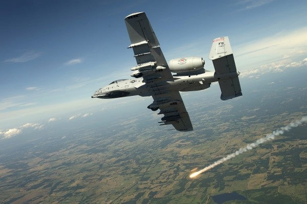 Retired Air Force General On Emotional A-10 Debate