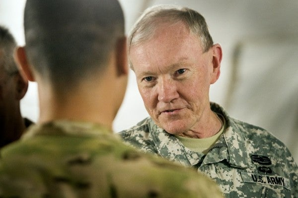 Dempsey Leaves Legacy Of Limited Reliance On US Military Intervention