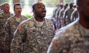 When Is The Right Time To Merge The Army National Guard And Reserve? Never.