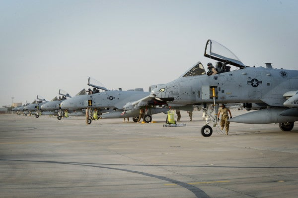 $2.1 Billion Later, Where Are We In The Air War Against ISIS?