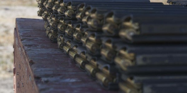 The Army And Marine Corps' Ammo Debate Is About More Than Bullets