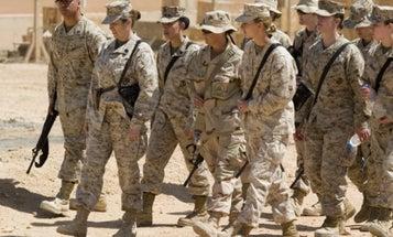 Stop Calling Servicewomen Girls