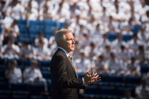 What Secretary Mabus' Reforms Mean For The Future Of The Navy